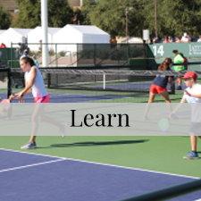 Pickleball Kids USA - Learn