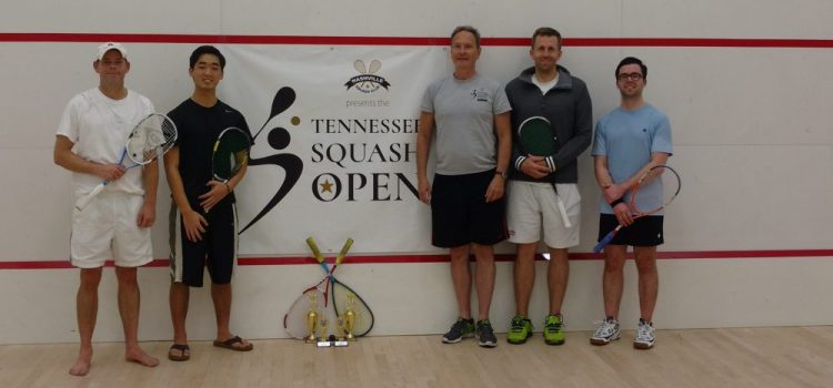 Randall Bedwell Nashville Squash Club